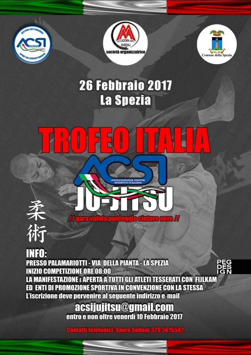 trofeo italia aics 1